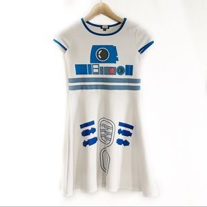 Star Wars costume R2-D2 youth girls XL 16